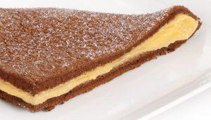 Guardanapo Chocolate recheio de limão